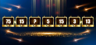 Which number is missing from this sequence? Type your answer in below!