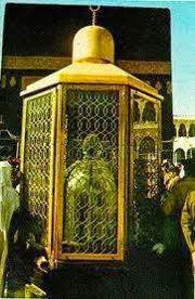 अरब के मक्का नामक स्थान पर स्थित है 'मक्केश्वर लिंग' (मक्केश्वर महादेव)