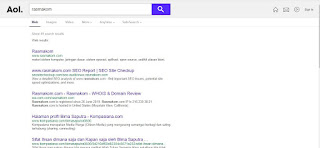 contoh search engine selain google