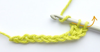Back-linked crochet stitches - img 3b
