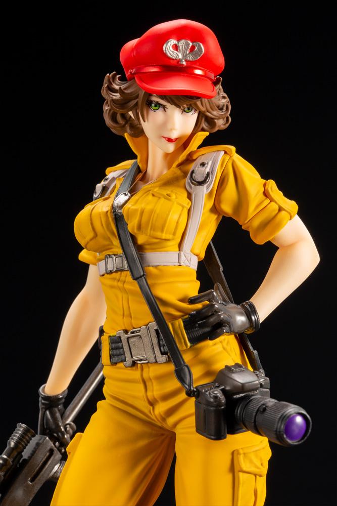 Figuras: Bishoujo Lady Jaye: Canary Ann Edition de G.I. Joe - Kotobukiya