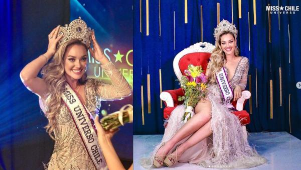 Daniela Nicolás es Miss Universe Chile 2020