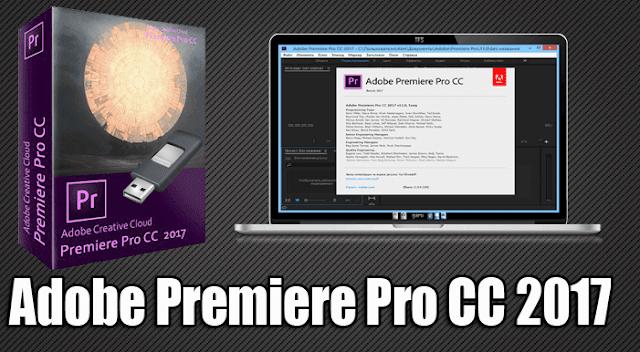 برنامج Adobe Premiere Pro CC 2017 نسخة محمولة