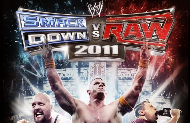 Download WWE Smackdown vs Raw 2011 psp (Iso+Cso) Compatible Game
