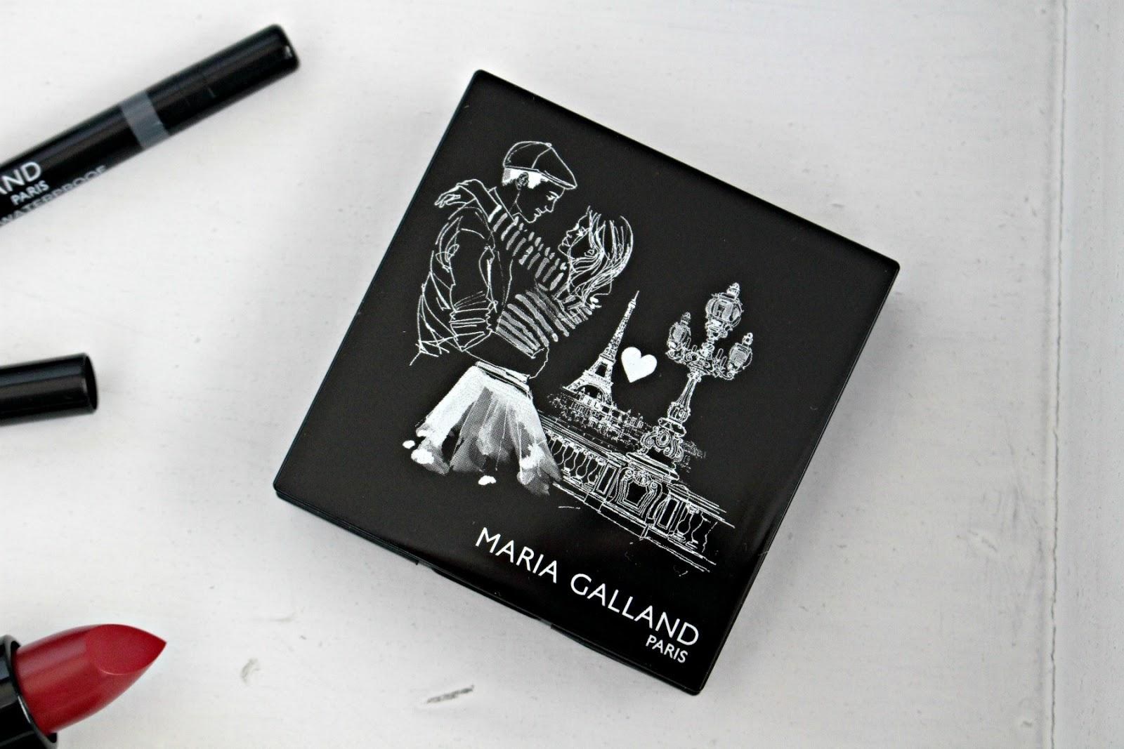 Maria Galland Set Sourcils Parfaits