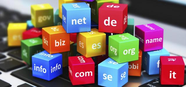 Daftar Lengkap Ekstensi Nama Domain