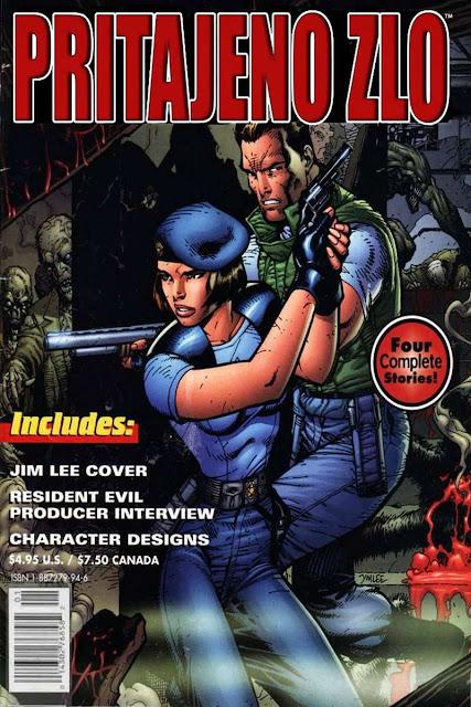 Dosije S.T.A.R.S  (Resident Evil) - Pritajeno Zlo