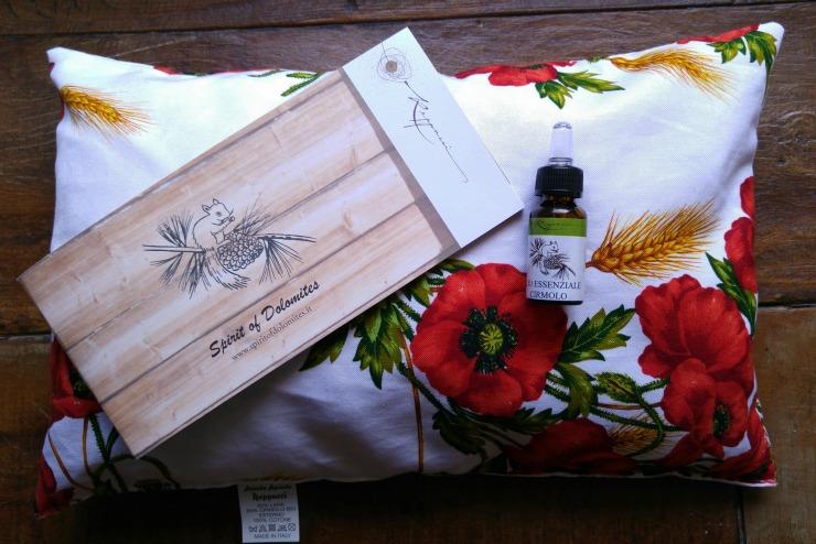 valentina kokoro bellezza naturale: cuscino al pino cembro: la mia
