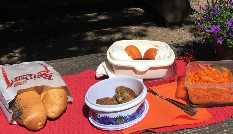 Pfingsten: Ausflug mit Picknick