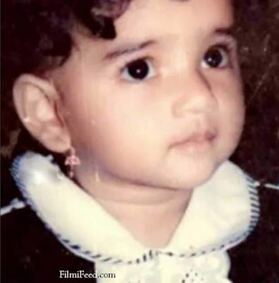 Rachita Ram's childhood pic