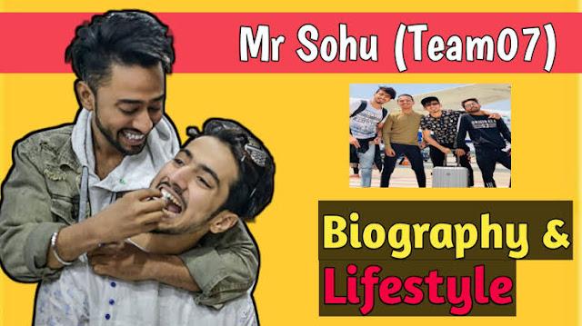 Mr Sohu Team07 (Tiktok Star) Bio, Age, Height, Lifestyle, Girlfriends