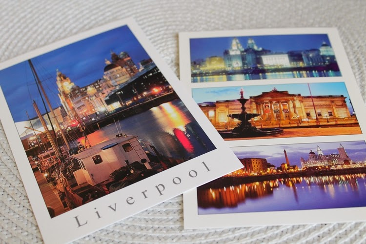 cards from Liverpool