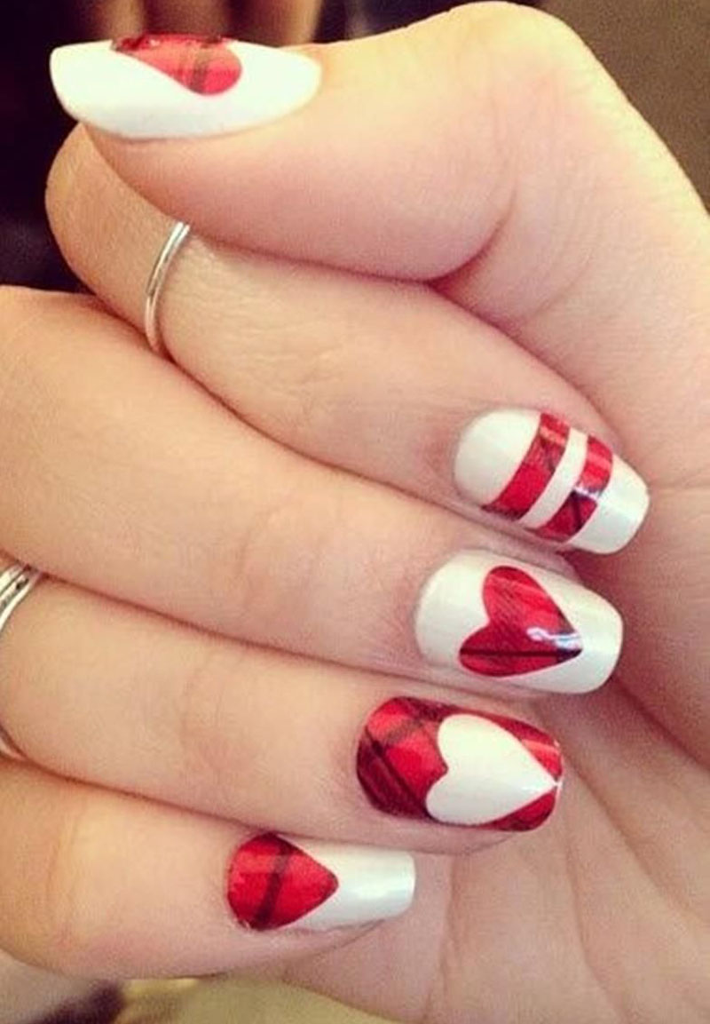 14 Valentine's Day Manicures For Those Feeling The Love