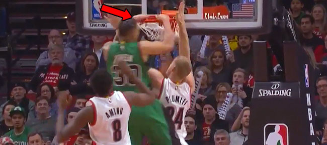 Gerald Green's AMAZING Putback Dunk (VIDEO)