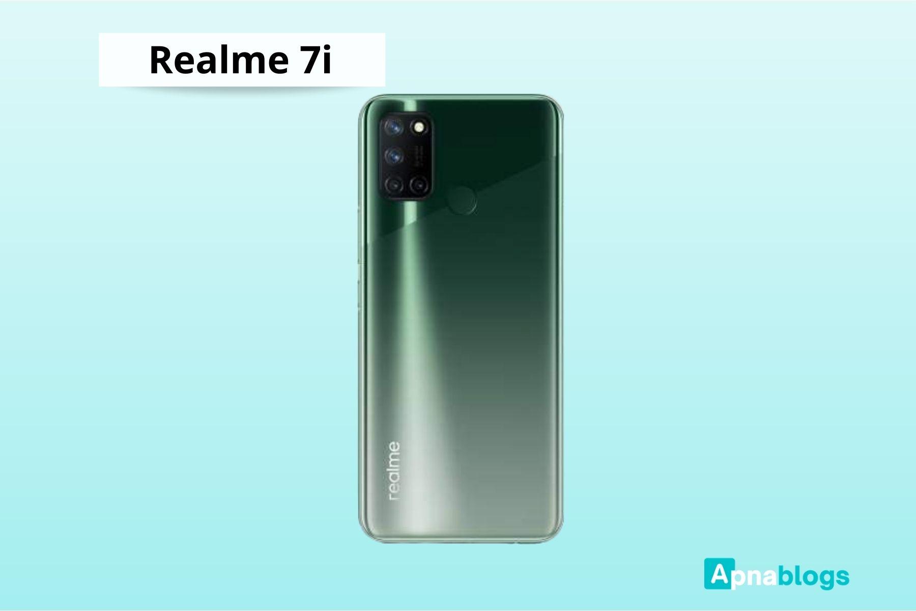 Realme 7i