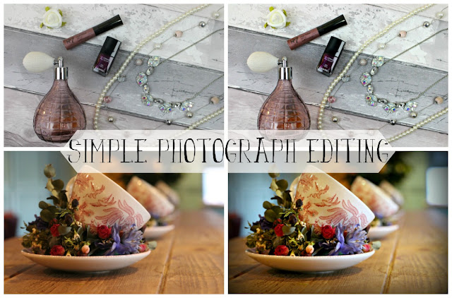 How to Simple Photograph Editing