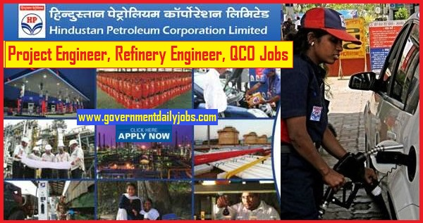 HPCL Mumbai Careers 2019 | Apply 164 Project Engineer, Refinery Engineer & Other Posts