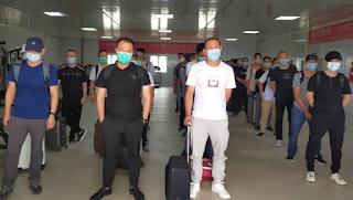 TKA China Dikembalikan Lagi ke PLTU Nagan Raya, Izin Kerja Sudah Terbit Jelang Tengah Malam