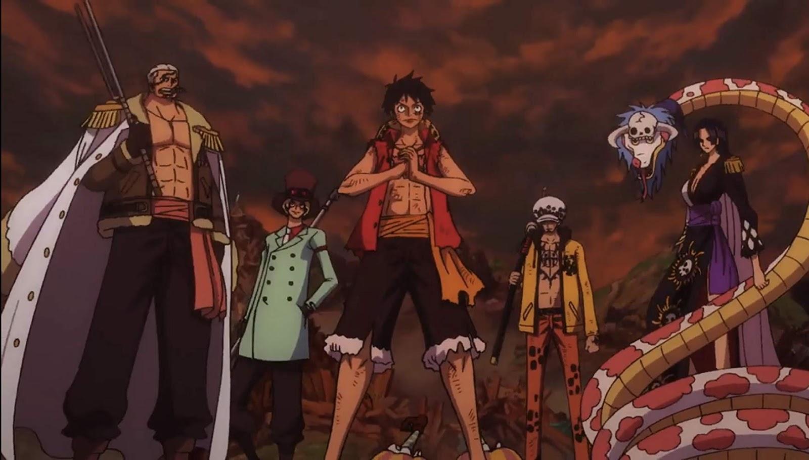 One Piece: Lễ Hội Hải Tặc