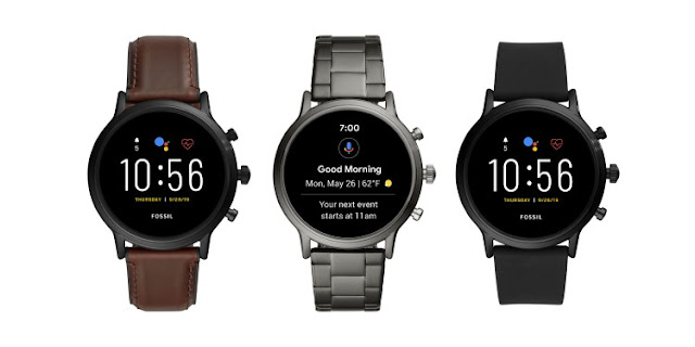 Fossil Gen 5 Smartwatch – Best for Android