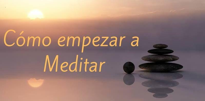 qúe es meditar y cómo hacerlo en casa