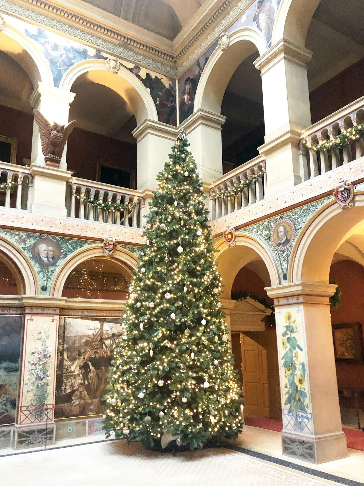 Christmas at Wallington - Christmas Tree