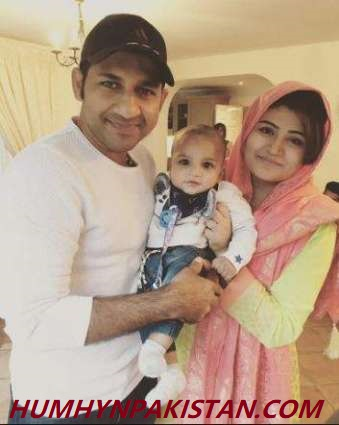 Sarfraz Has No Regrets Over His Removal From The Captaincy, Sarfraz Wife