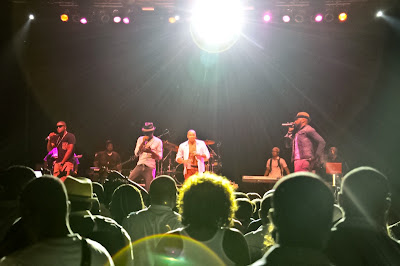 9 Banky W, Wizkid, Skales Kick Off EME US Tour (Photos)