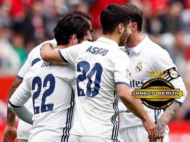 Separuh Perjuangan Madrid Dari Gelandang Tim