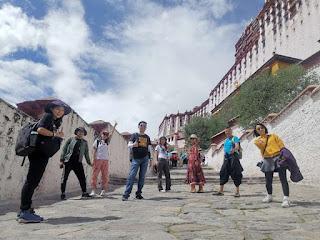 西藏精彩7日-拉薩、羊湖、日喀則、珠峰