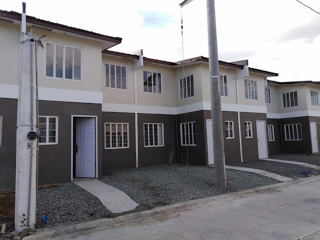 House for Rent in Lancaster New City Cavite