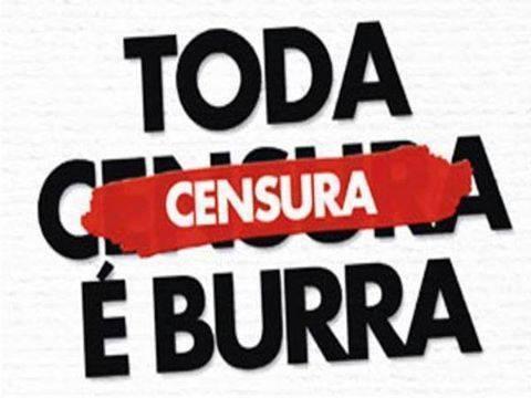 Toda Censura é  Burra - TODA CENSURA É BURRA - Fui atacado mais uma vez por supostos hacker do Prefeito de Barretos em 19 e 20/09/2017 - Vagas de emprego do PAT Barretos-SP 19/09/2017