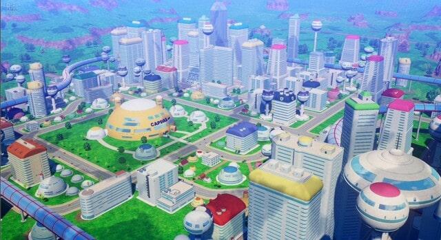Dragon Ball Z kakarot Gameplay images