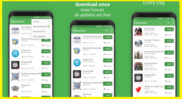تطبيقات اندرويد | أفضل تطبيقين اندرويد لن تندم على تحميلها FreeAppsNow