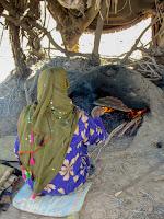 Horno; Oven; Four; Campamento; Nómadas; Nomad; Sahara; Desierto; Desert; Erg Chebbi; عرج شبي; Marruecos; Morocco; Maroc; المغرب