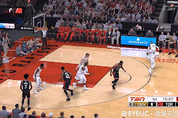 NBA 2K20 Realism Graphic Toronto Raptors Arena by Looyh
