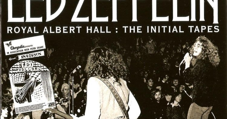 Reliquary led zeppelin royal albert hall for Door 8 royal albert hall