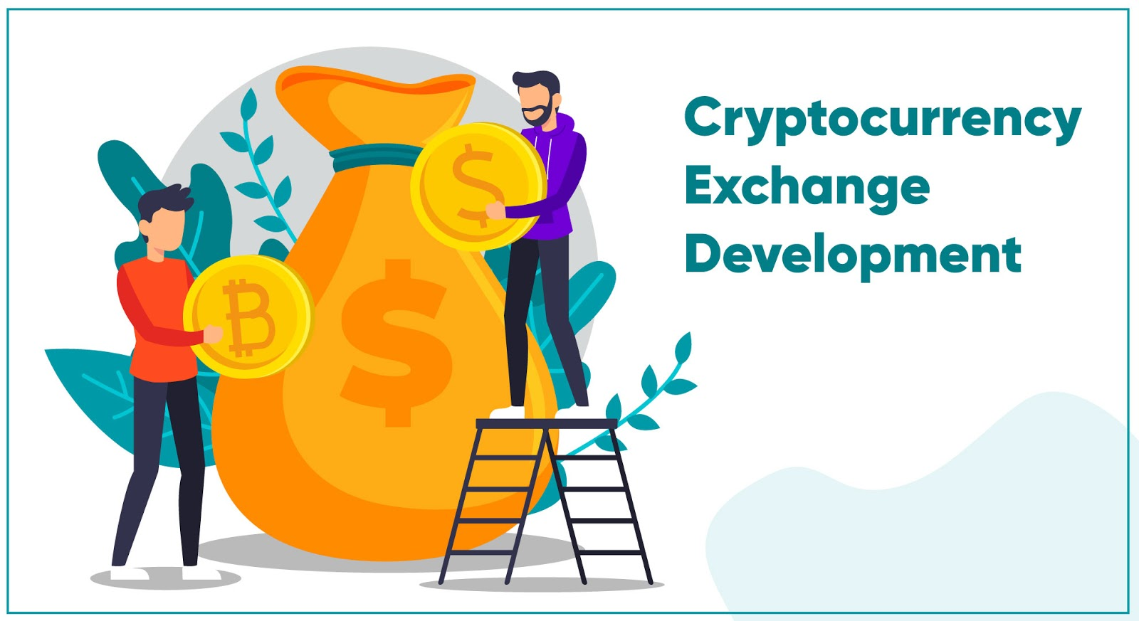 crypto exchange business