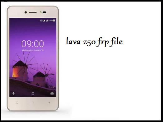 lava-z50-frp-file
