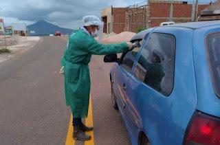 Barra da Estiva tem 224 casos confirmados da Covid-19; 158 já estão recuperados