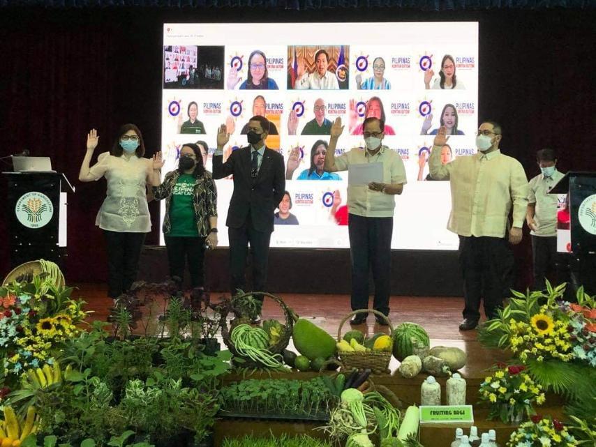 Nestlé Philippines supports Pilipinas Kontra Gutom Movement