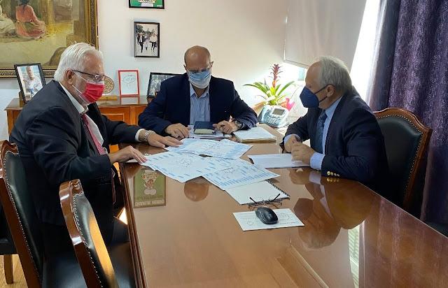 Ανδριανός: Τα έργα του Αναβάλου στην Ερμιονίδα θα δημοπρατηθούν μέχρι τους πρώτους μήνες του 2022