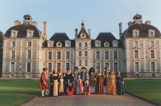 Un siècle d'animations au château de Cheverny - Spectacles Louis XII