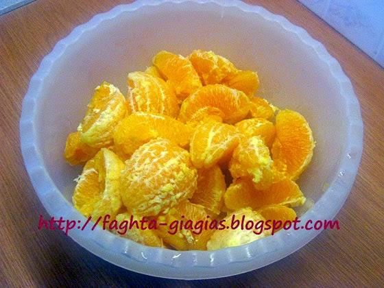 Μαρμελάδα πορτοκάλι με μήλα και αχλάδι - Τα φαγητά της γιαγιάς