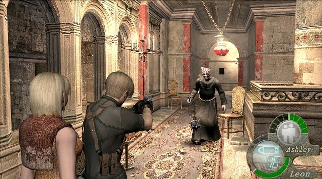 Resident Evil 4 PC Games Screenshots