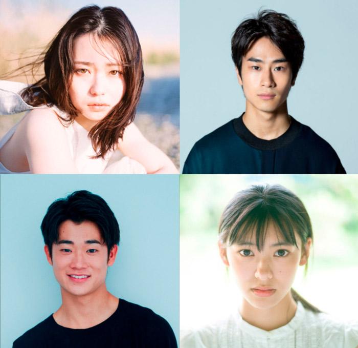 She Likes Homo Not Me (Kanojo ga Sukina Mono wa Homo de Atte Boku dewa Nai) live-action film - reparto