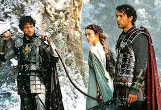film sosok king arthur romawi