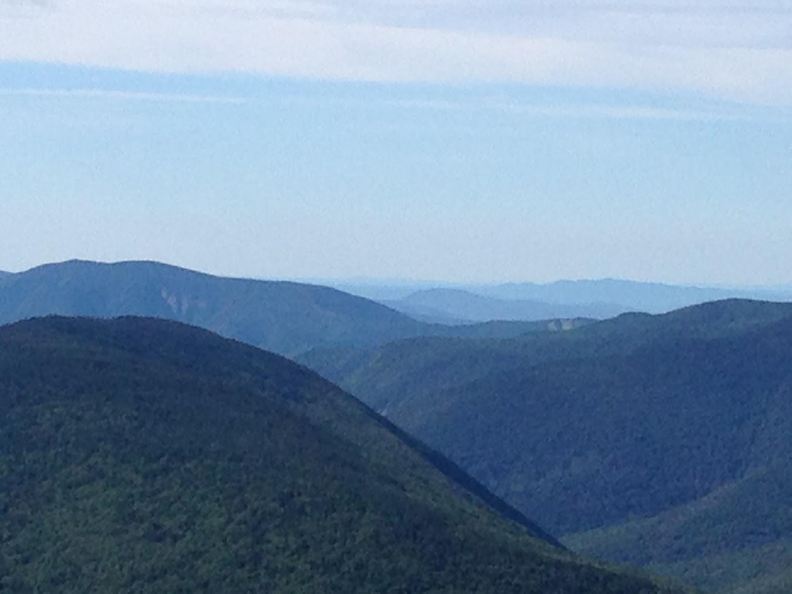 HockeyPucks hiking and highpointing: Mt  Garfield (4500