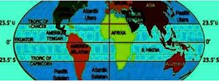 Pengertian dan Pengaruh Letak Astronomis Indonesia