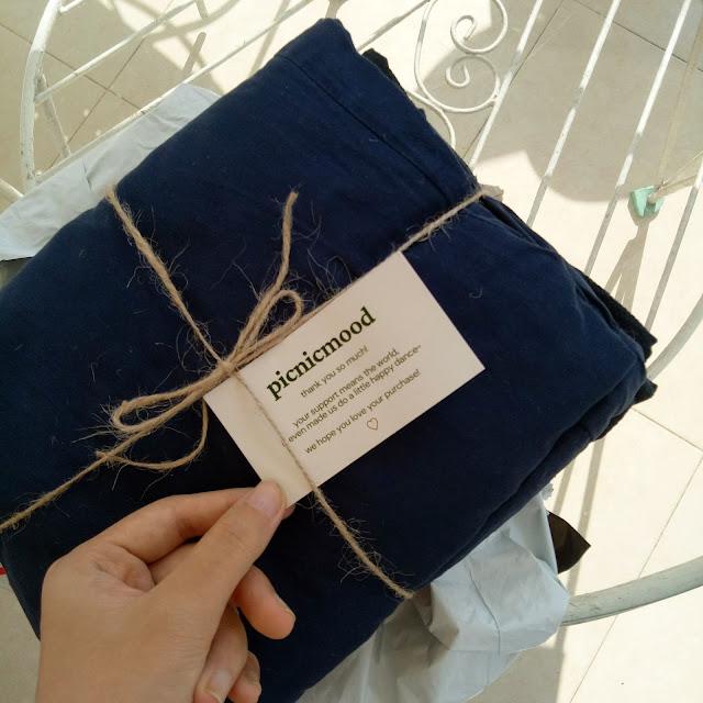 Picnicmood online thrift store mini haul